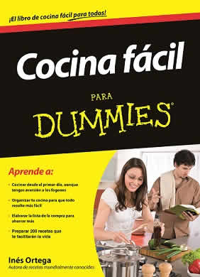 Cocina f cil para dummies libros para dummies espa ol - Cocina facil para sorprender ...