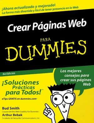Crear Paginas Web Para Dummies
