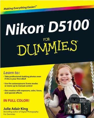 Nikon D5100 para Dummies