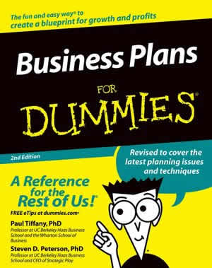 Bussines plans para Dummies