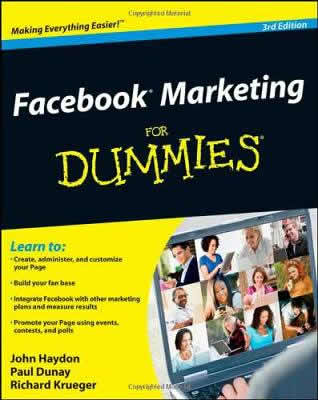 Facebook Marketing para Dummies
