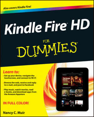 Kindle fire HD para Dummies