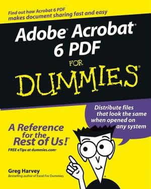 Adobe Acrobat PDF 6 para Dummies