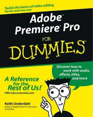 Adobe Premiere para Dummies