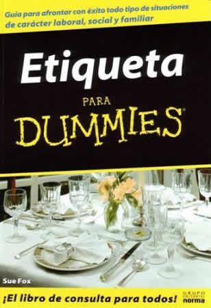 Etiqueta Para Dummies