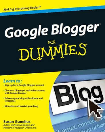 Google Blogger para Dummies