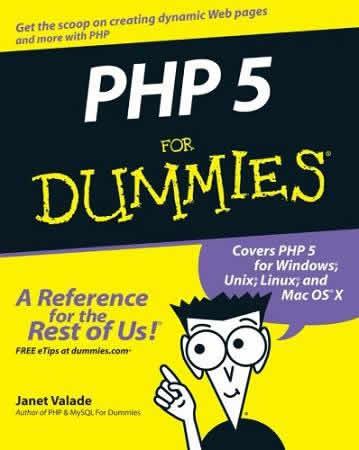 PHP 5 para Dummies