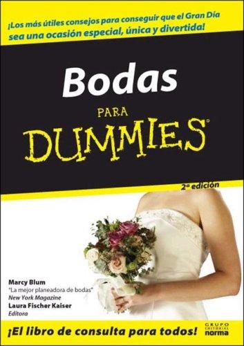 bodas para dummies
