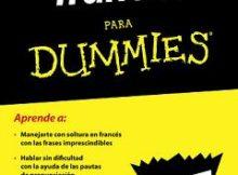Idiomas Libros Para Dummies Español